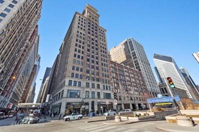 6 N Michigan Avenue UNIT 1603, Chicago, IL 60602 - #: 10605179