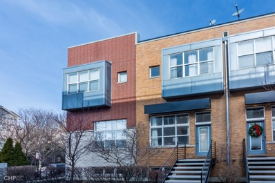 1811 N Rockwell Street UNIT B, Chicago, IL 60647 - #: 10605208
