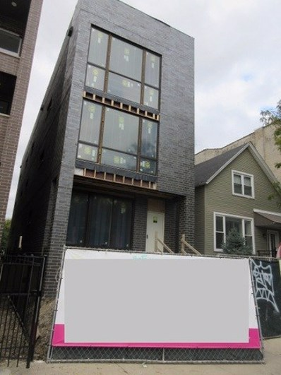 1824 N Kedzie Avenue UNIT 3, Chicago, IL 60647 - #: 10605271