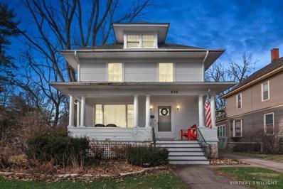 426 Palace Street, Aurora, IL 60506 - #: 10605392