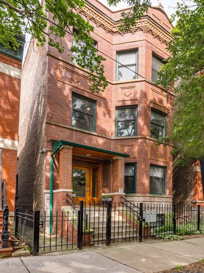 820 N Hermitage Avenue UNIT 2, Chicago, IL 60622 - #: 10605594