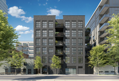 128 S Green Street UNIT 4A, Chicago, IL 60607 - #: 10605619