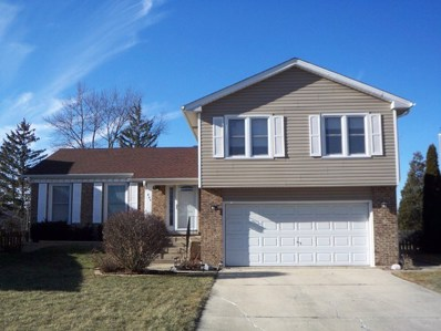 804 Long Meadow Drive, Schaumburg, IL 60193 - #: 10605824
