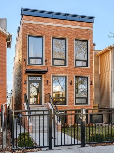 1921 W ERIE Street, Chicago, IL 60622 - #: 10605933