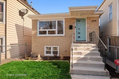 2839 N Ridgeway Avenue, Chicago, IL 60618 - #: 10605947