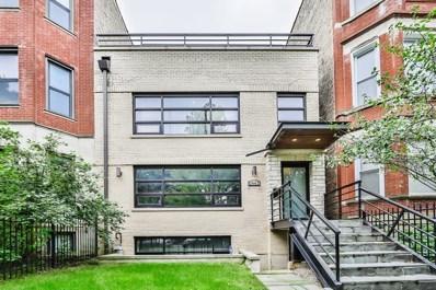 1461 W Cuyler Avenue, Chicago, IL 60613 - #: 10606053