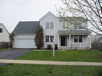617 S HUNTINGTON Drive, Round Lake, IL 60073 - #: 10606111