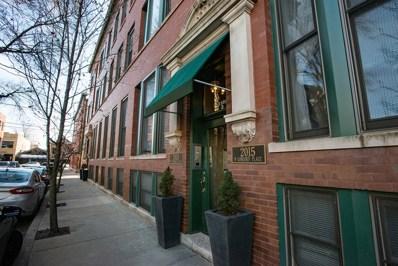 2015 W Concord Place UNIT A, Chicago, IL 60647 - #: 10606192