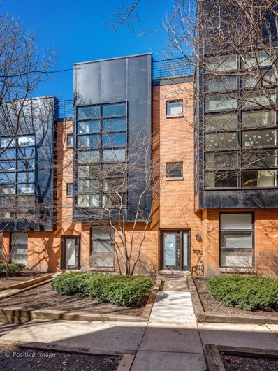 2012 W WILLOW Street UNIT B, Chicago, IL 60647 - #: 10606375