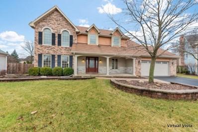 1607 Cavalier Court, Wheaton, IL 60189 - #: 10606429