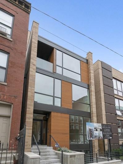 720 N Ada Street UNIT 1, Chicago, IL 60642 - #: 10606452