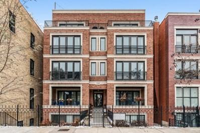 1518 W Cortez Street UNIT 3W, Chicago, IL 60642 - #: 10606457