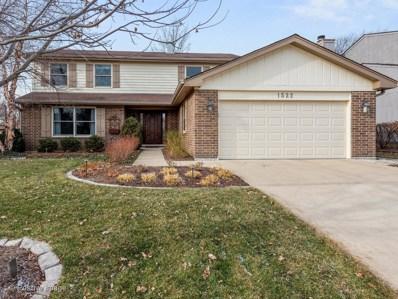 1522 Castlewood Drive, Wheaton, IL 60189 - #: 10606935