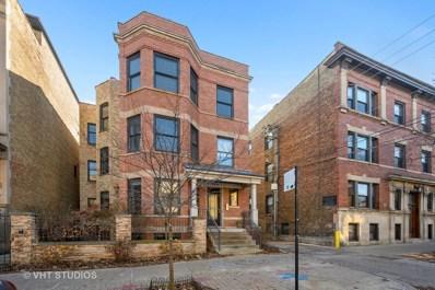 703 W Wellington Avenue UNIT 1, Chicago, IL 60657 - #: 10607043