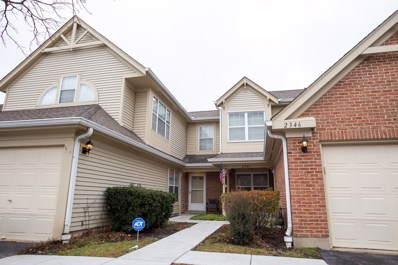 2348 County Farm Lane UNIT E2348, Schaumburg, IL 60194 - #: 10607325