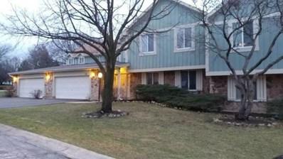 320 Springlake Lane UNIT C, Aurora, IL 60504 - #: 10607393