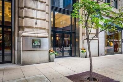 212 W Washington Street UNIT 1902, Chicago, IL 60606 - #: 10607566