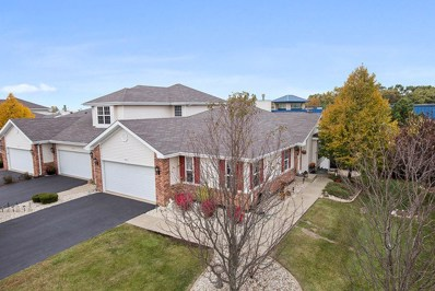 5606 W Sutton Place UNIT C, Monee, IL 60449 - #: 10607636