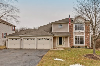 856 Royal Glen Drive, Cary, IL 60013 - #: 10607958