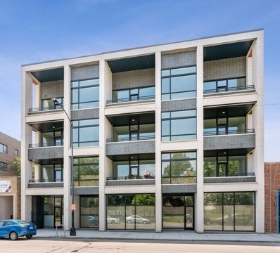 4326 N CALIFORNIA Avenue UNIT 3A, Chicago, IL 60618 - MLS#: 10608620