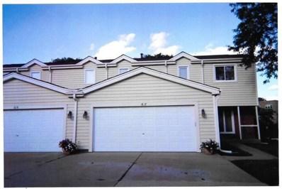 617 Darien Court, Hoffman Estates, IL 60169 - #: 10608643
