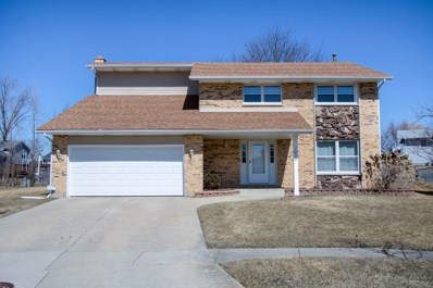 1072 Worthington Drive, Hoffman Estates, IL 60169 - #: 10608693