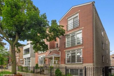 2333 N Leavitt Street UNIT 1S, Chicago, IL 60647 - #: 10608995