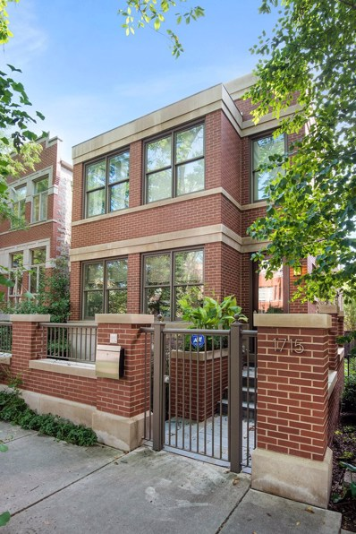 1715 N Wood Street, Chicago, IL 60622 - #: 10609137