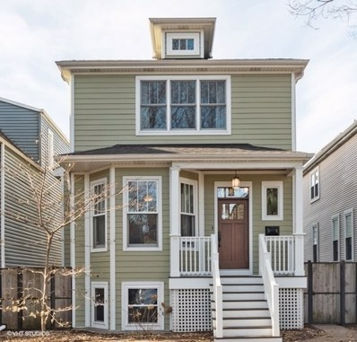 3626 N Seeley Avenue, Chicago, IL 60618 - #: 10609404
