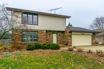 648 Barber Lane, Joliet, IL 60435 - #: 10609408