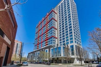 1841 S CALUMET Avenue UNIT 1711, Chicago, IL 60616 - #: 10609819