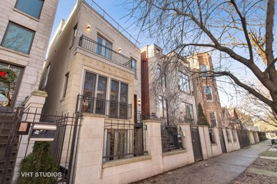 1344 N LEAVITT Street, Chicago, IL 60622 - #: 10609841