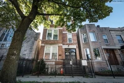 3307 W Le Moyne Street UNIT 3, Chicago, IL 60651 - #: 10610101