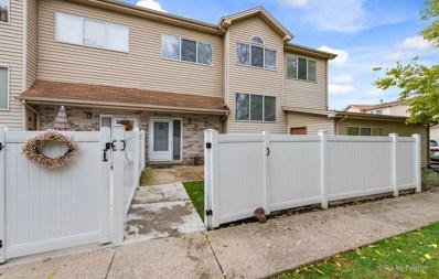 302 PARK RIDGE Lane UNIT 6-D, Aurora, IL 60504 - #: 10610146