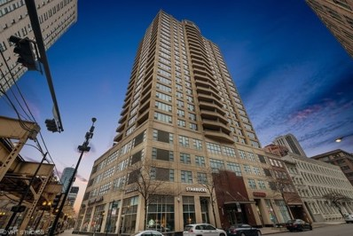200 N JEFFERSON Street UNIT 1201, Chicago, IL 60661 - #: 10610205