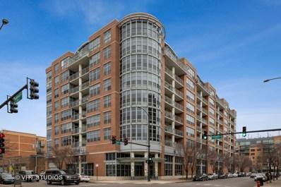 1200 W Monroe Street UNIT 418, Chicago, IL 60607 - #: 10610299