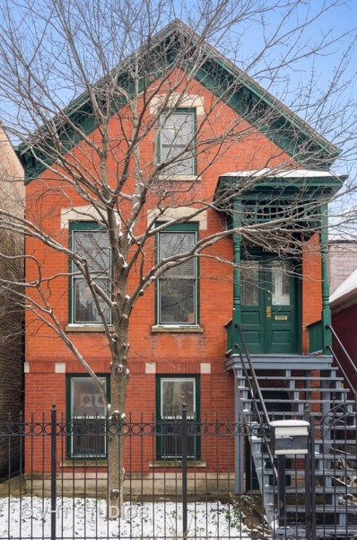 1938 N OAKLEY Avenue, Chicago, IL 60647 - #: 10610845