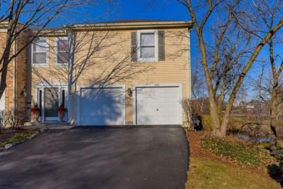 530 RIVER FRONT Circle UNIT 608, Naperville, IL 60540 - #: 10611037