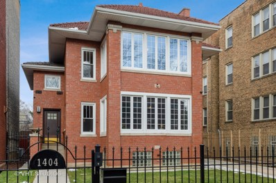 1404 W Jarvis Avenue, Chicago, IL 60626 - #: 10611317