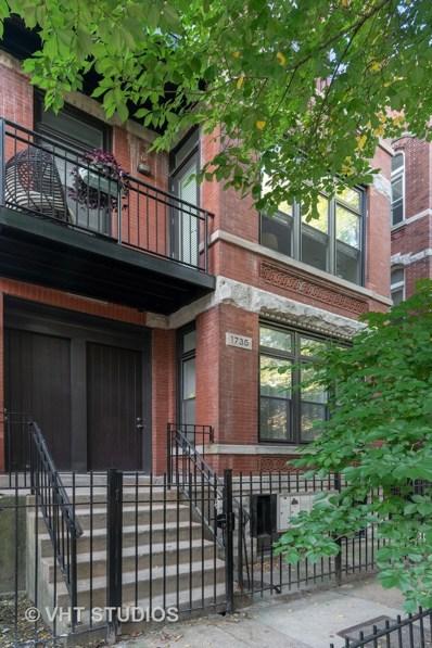 1735 W Erie Street UNIT 3S, Chicago, IL 60622 - #: 10611467
