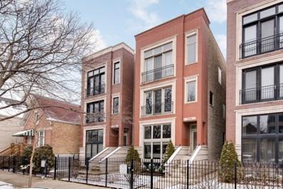 2231 N LEAVITT Street UNIT 2, Chicago, IL 60647 - #: 10611521