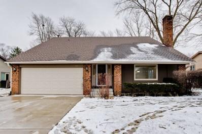 1159 N Pepper Tree Drive, Palatine, IL 60067 - #: 10611632