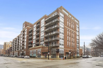 111 S MORGAN Street UNIT 624, Chicago, IL 60607 - #: 10611719