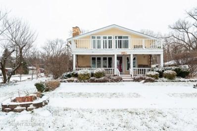 3803 W Lake Shore Drive, Wonder Lake, IL 60097 - #: 10611861