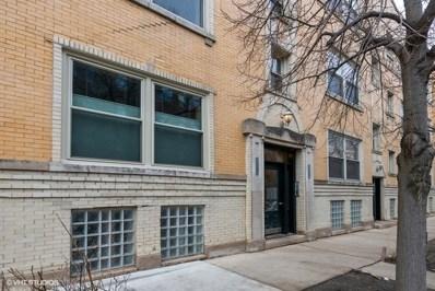 1314 W Leland Avenue UNIT 1, Chicago, IL 60640 - #: 10611931