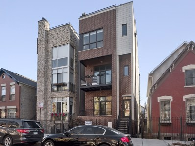 1725 W LEMOYNE Street UNIT 1, Chicago, IL 60622 - #: 10611999