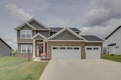 506 Country Ridge Drive, Mahomet, IL 61853 - #: 10612025