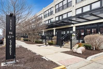 1151 W 15th Street UNIT 240, Chicago, IL 60608 - MLS#: 10612041