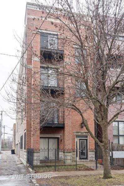 2113 W Gladys Avenue UNIT 2N, Chicago, IL 60612 - #: 10612043