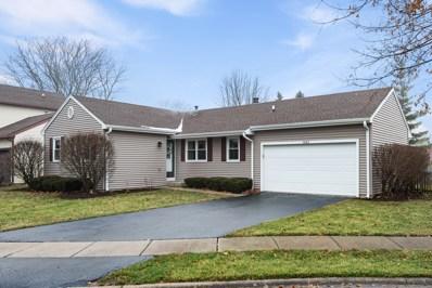 1443 Knoll Drive, Naperville, IL 60565 - #: 10612305